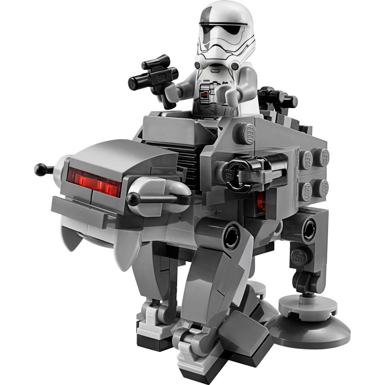 Lego 75195 lego star wars ski speeder vs first order - Image star wars lego ...