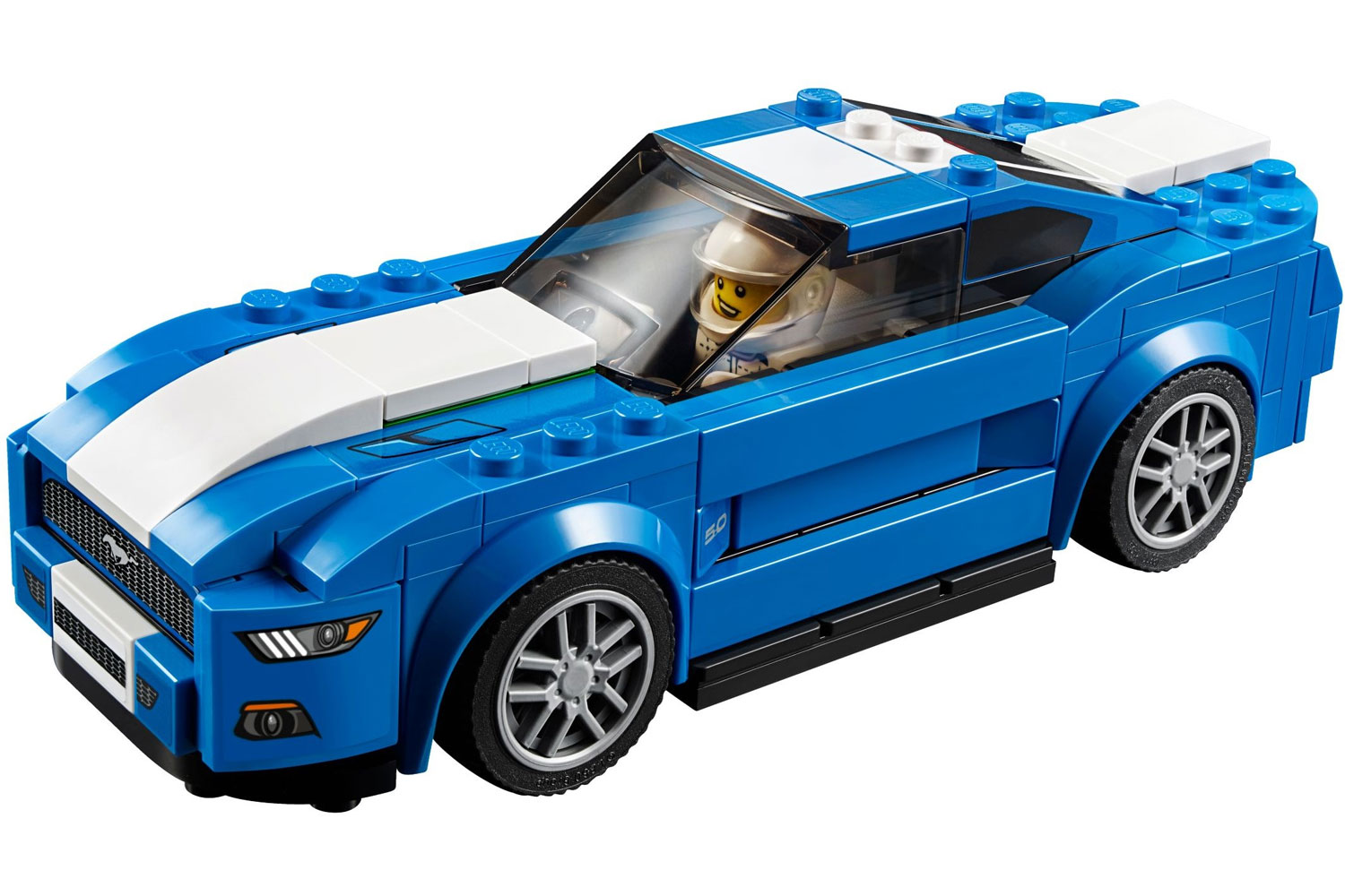 lego 75871 lego speed champions ford mustang gt. Black Bedroom Furniture Sets. Home Design Ideas