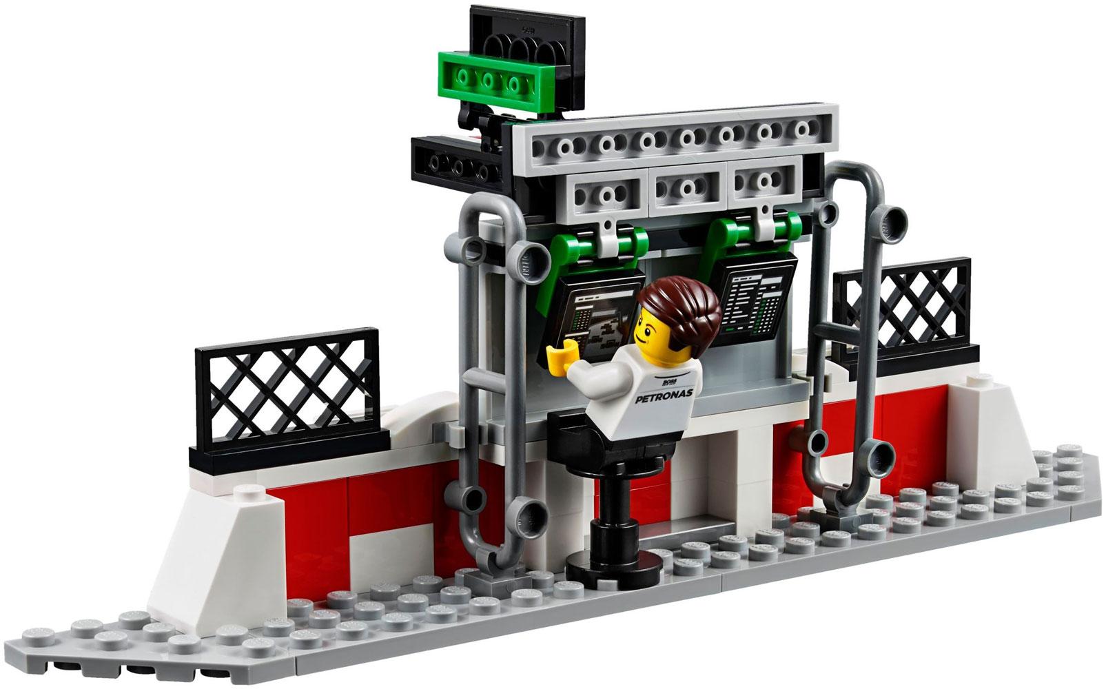 Lego 75883 lego speed champions mercedes amg petronas for Lago shop online
