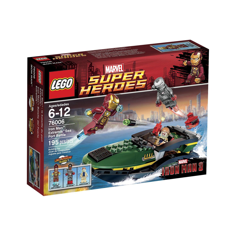 Lego 76006 lego marvel super heroes iron man extremis for Lago shop online