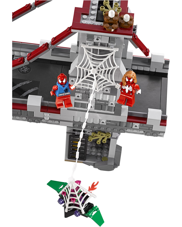 LEGO 76057 - LEGO MARVEL SUPER HEROES - Spider Man: Web ...