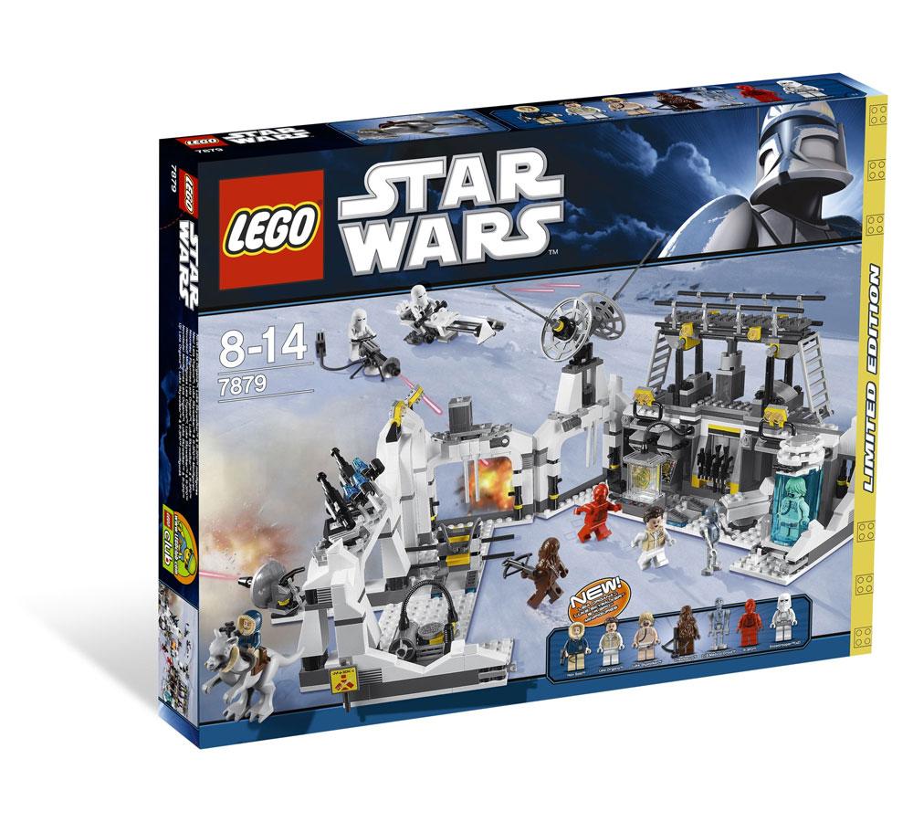 Lego 7879 lego star wars hoth echo base hoth echo for Lago shop online