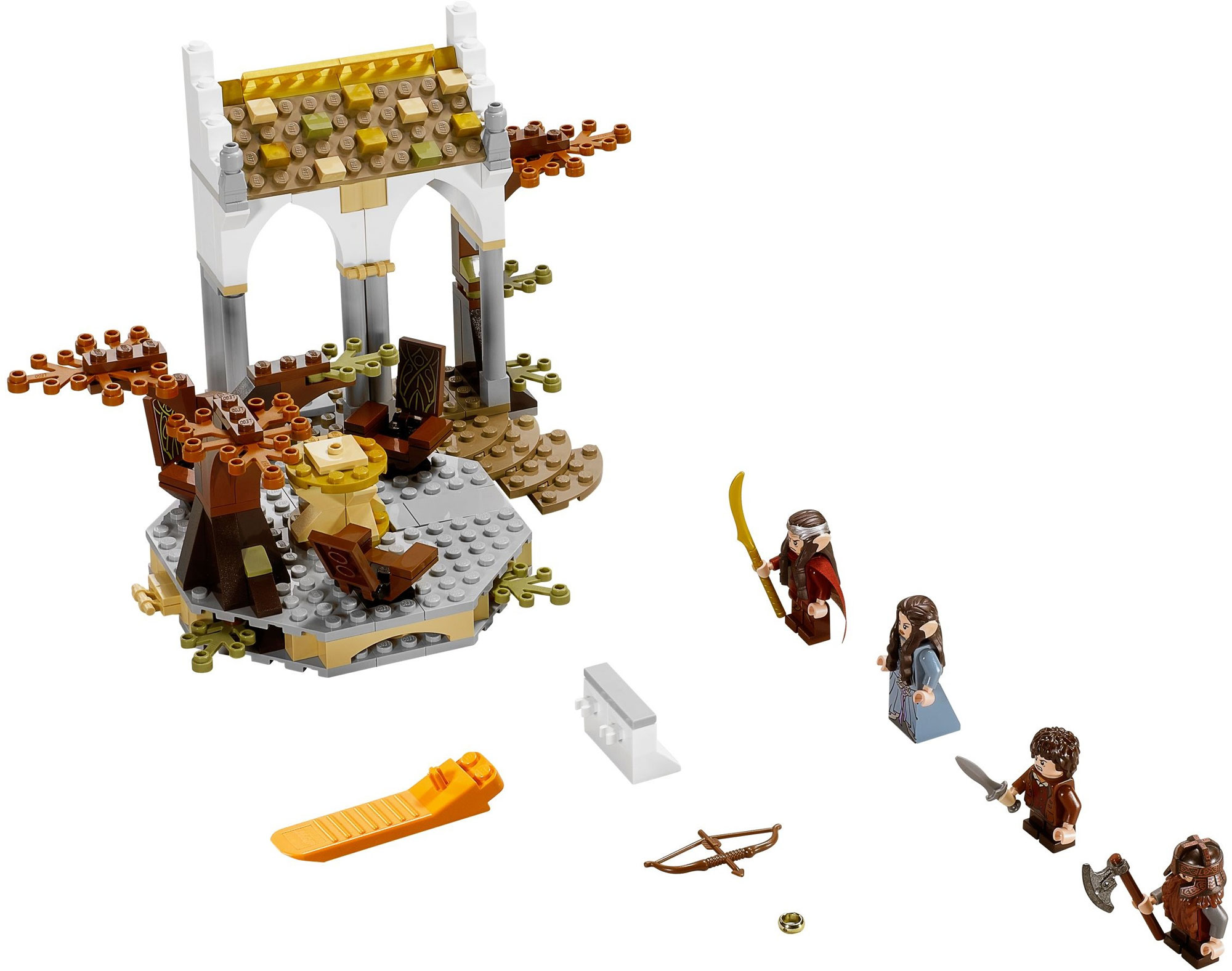 Lego 79006 lego lord of the rings the council of for Lago shop online