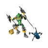 LEGO 70784 - LEGO BIONICLE - Lewa Master of Jungle