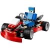 LEGO 31030 - LEGO CREATOR - Red Go Kart
