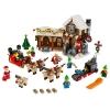 LEGO 10245 - LEGO EXCLUSIVES - Santa's Workshop