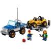 LEGO 60082 - LEGO CITY - Dune Buggy Trailer