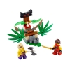 LEGO 70752 - LEGO NINJAGO - Jungle Trap