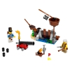 LEGO 70409 - LEGO PIRATES - Shipwreck Defence