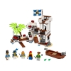 LEGO 70412 - LEGO PIRATES - Soldiers Fort