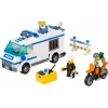 LEGO 7286 - LEGO CITY - Prisoner Transport