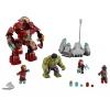 LEGO 76031 - LEGO MARVEL SUPER HEROES - The Hulk Buster Smash