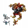 LEGO 70225 - LEGO LEGENDS OF CHIMA - Bladvic's Rumble Bear