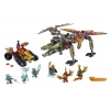 LEGO 70227 - LEGO LEGENDS OF CHIMA - King Crominus' Rescue
