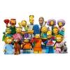 LEGO 71009 - LEGO MINIFIGURES - Minifigures,The Simpsons Series 2