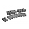 LEGO 7499 - LEGO CITY - Flexible Tracks