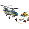 LEGO 60093 - LEGO CITY - Deep Sea Helicopter
