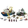 LEGO 60095 - LEGO CITY - Deep Sea Exploration Vessel