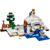 LEGO 21120 - LEGO MINECRAFT - The Snow Hideout