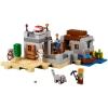 LEGO 21121 - LEGO MINECRAFT - The Desert Outpost