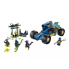 LEGO 70731 - LEGO NINJAGO - Jay Walker One