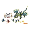 LEGO 70736 - LEGO NINJAGO - Attack of the Morro Dragon