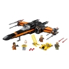 LEGO 75102 - LEGO STAR WARS - Poe's X Wing Fighter