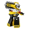 LEGO 41547 - LEGO MIXELS - Series 6 : Wuzzo