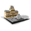 LEGO 21024 - LEGO ARCHITECTURE - Louvre