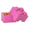 LEGO 299027 - LEGO STORAGE & ACCESSORIES - Lego Storage Brick 4 Medium Pink
