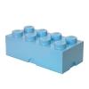 LEGO 299023 - LEGO STORAGE - Lego Storage Brick 8 Light Blue