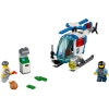 LEGO 10720 - LEGO JUNIORS - Police Helicopter Chase