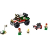 LEGO 60115 - LEGO CITY - 4 x 4 Off Roader