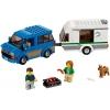 LEGO 60117 - LEGO CITY - Van & Caravan