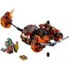 LEGO 70313 - LEGO NEXO KNIGHTS - Moltor's Lava Smasher