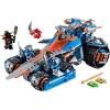 LEGO 70315 - LEGO NEXO KNIGHTS - Clay's Rumble Blade