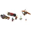 LEGO 70600 - LEGO NINJAGO - Ninja Bike Chase