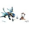 LEGO 70602 - LEGO NINJAGO - Jay's Elemental Dragon