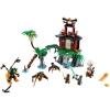 LEGO 70604 - LEGO NINJAGO - Tiger Widow Island