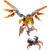 LEGO 71303 - LEGO BIONICLE - Ikir Creature of Fire