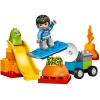 LEGO 10824 - LEGO DUPLO - Miles Space Adventures