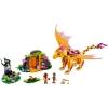 LEGO 41175 - LEGO ELVES - Fire Dragons Lava Cave