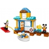 LEGO 10827 - LEGO DUPLO - Mickey & Friends Beach House