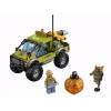 LEGO 60121 - LEGO CITY - Volcano Exploration Truck