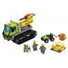 LEGO 60122 - LEGO CITY - Volcano Crawler