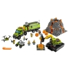LEGO 60124 - LEGO CITY - Volcano Exploration Base