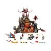 LEGO 70323 - LEGO NEXO KNIGHTS - Jestro's Volcano Lair