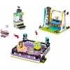 LEGO 41133 - LEGO FRIENDS - Amusement Park Bumper Cars