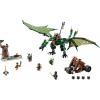 LEGO 70593 - LEGO NINJAGO - The Green NRG Dragon