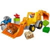 LEGO 10811 - LEGO DUPLO - Backhoe Loader